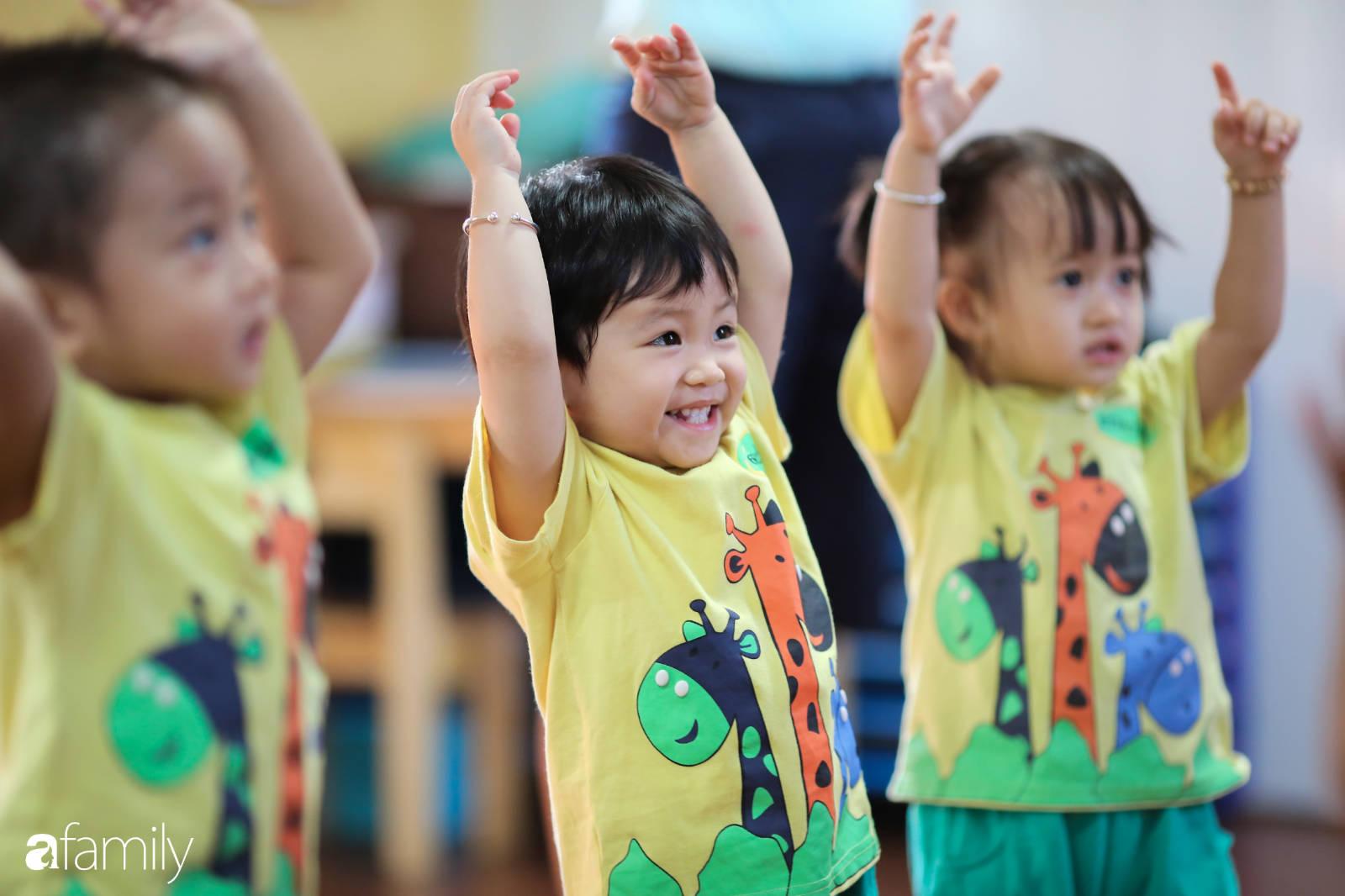 Ghé thăm trường mầm non sinh thái đầu tiên tại Hà Nội, nơi các con tự khám phá cuộc sống bằng tất cả giác quan - Ảnh 4.