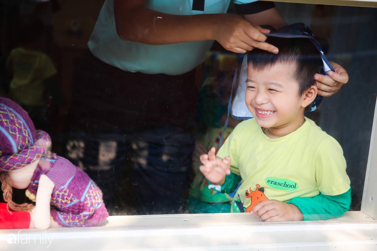 Ghé thăm trường mầm non sinh thái đầu tiên tại Hà Nội, nơi các con tự khám phá cuộc sống bằng tất cả giác quan - Ảnh 12.