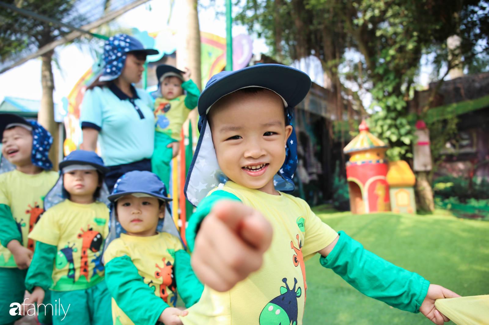 Ghé thăm trường mầm non sinh thái đầu tiên tại Hà Nội, nơi các con tự khám phá cuộc sống bằng tất cả giác quan - Ảnh 5.
