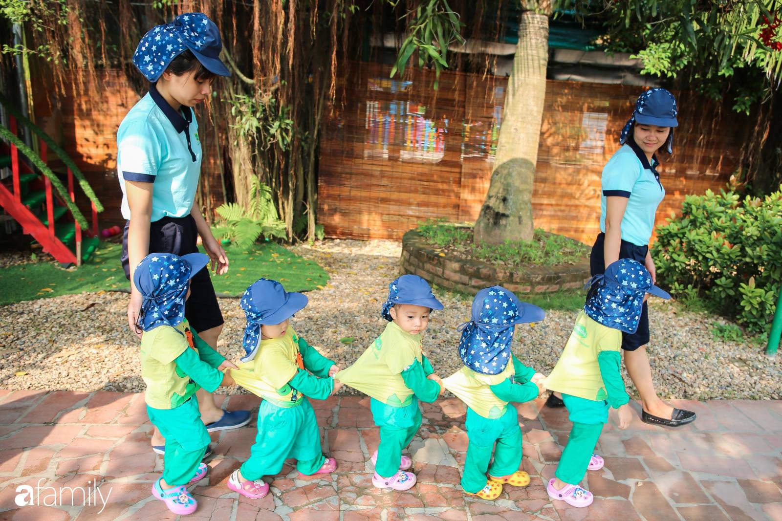 Ghé thăm trường mầm non sinh thái đầu tiên tại Hà Nội, nơi các con tự khám phá cuộc sống bằng tất cả giác quan - Ảnh 7.