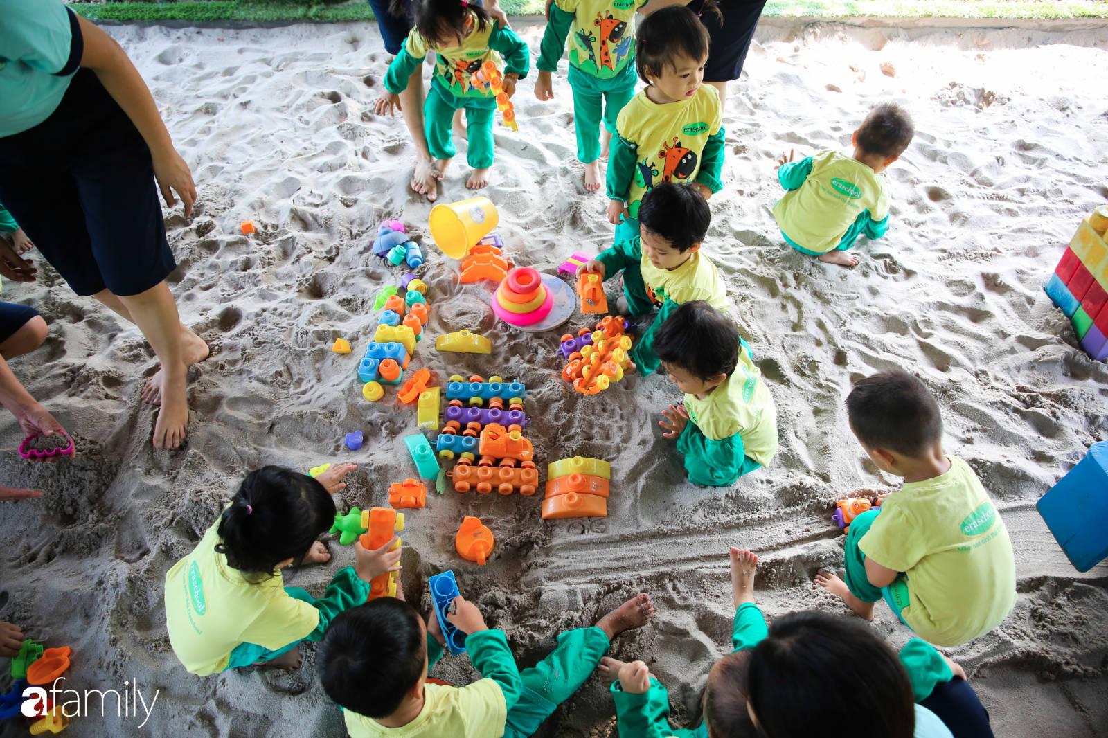 Ghé thăm trường mầm non sinh thái đầu tiên tại Hà Nội, nơi các con tự khám phá cuộc sống bằng tất cả giác quan - Ảnh 10.