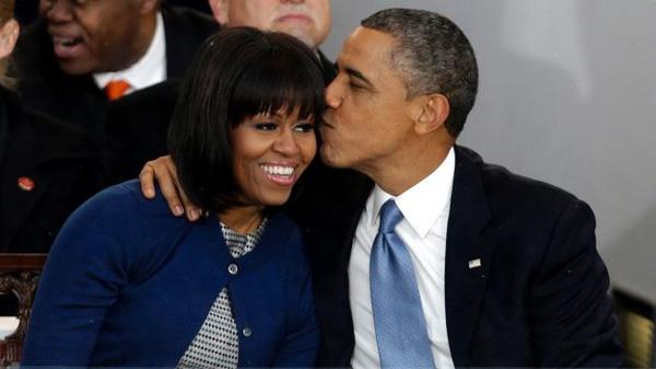 Cho đến tận lúc mãn nhiệm, Barack Obama vẫn khiến thế giới nghiêng mình bởi hành động quá tuyệt vời với vợ giữa công chúng - Ảnh 5.