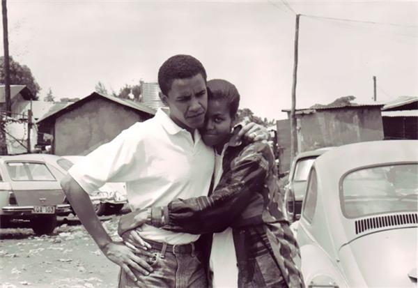 Lấy em là điều đúng đắn nhất trong cuộc đời anh lời chia sẻ lịm tim Obama dành cho vợ sau 25 năm kết hôn - Ảnh 1.