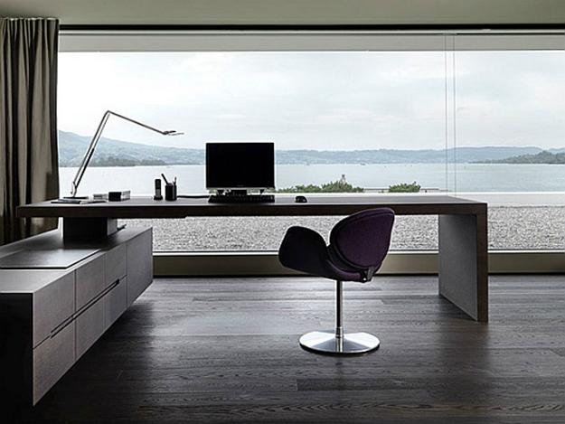 10 góc làm việc tại nhà với view không thể hoàn hảo hơn - Ảnh 3.