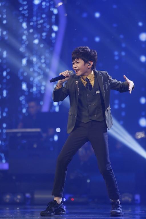 Soái ca nhí Thiên Khôi chính thức trở thành Quán quân Vietnam Idol Kids 2017 - ảnh 7