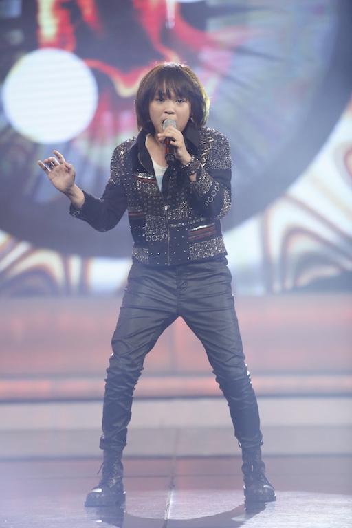 Soái ca nhí Thiên Khôi chính thức trở thành Quán quân Vietnam Idol Kids 2017 - ảnh 4