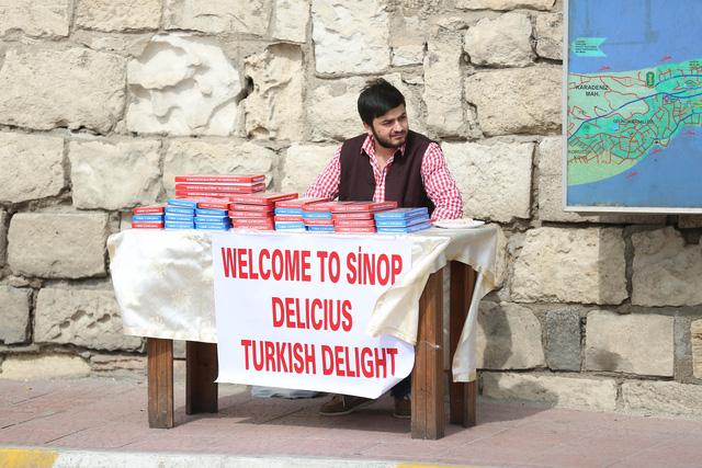 Sinop không có một hội nhà giàu hay siêu giàu, tất cả mọi người ở đây đều sống chan hòa hạnh phúc