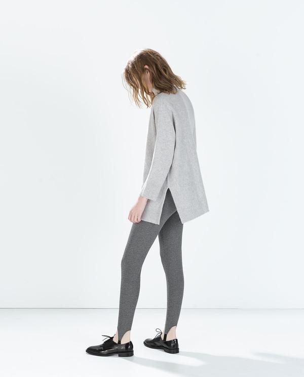Khoe trọn đôi chân dài với legging, thì phải mặc như này mới đúng chuẩn nhé! - Ảnh 1.