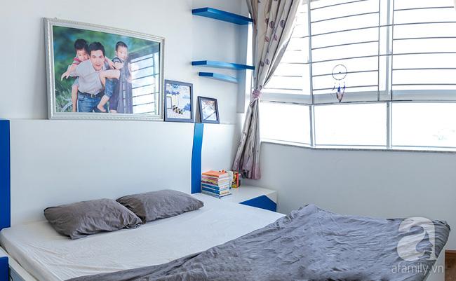 Căn hộ 85m² có tới 3 mặt thoáng, ngập ánh sáng của cặp vợ chồng 8x ở Sài Gòn - Ảnh 6.