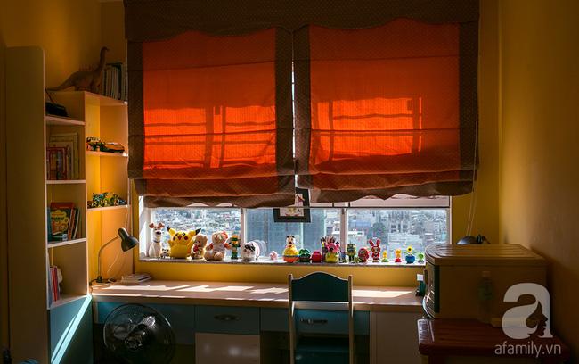 Căn hộ 85m² có tới 3 mặt thoáng, ngập ánh sáng của cặp vợ chồng 8x ở Sài Gòn - Ảnh 9.