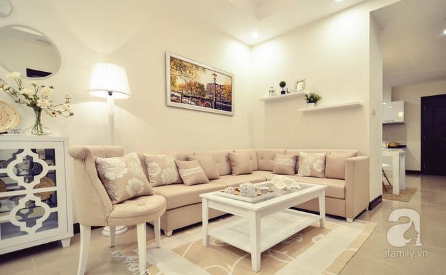 Căn hộ 93m² đơn giản nhưng vẫn đẹp hút hồn của vợ chồng trẻ ở Hà Nội - Ảnh 2.