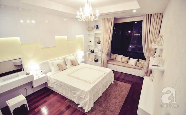 Căn hộ 93m² đơn giản nhưng vẫn đẹp hút hồn của vợ chồng trẻ ở Hà Nội - Ảnh 6.