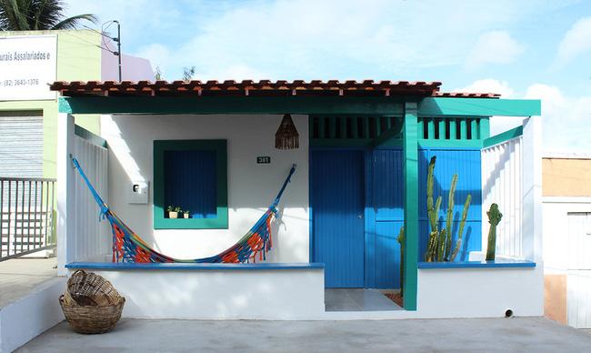 Ngôi nhà cấp 4 cực đẹp, cực tình và cực dễ ứng dụng ở mọi miền Việt Nam - Ảnh 3.