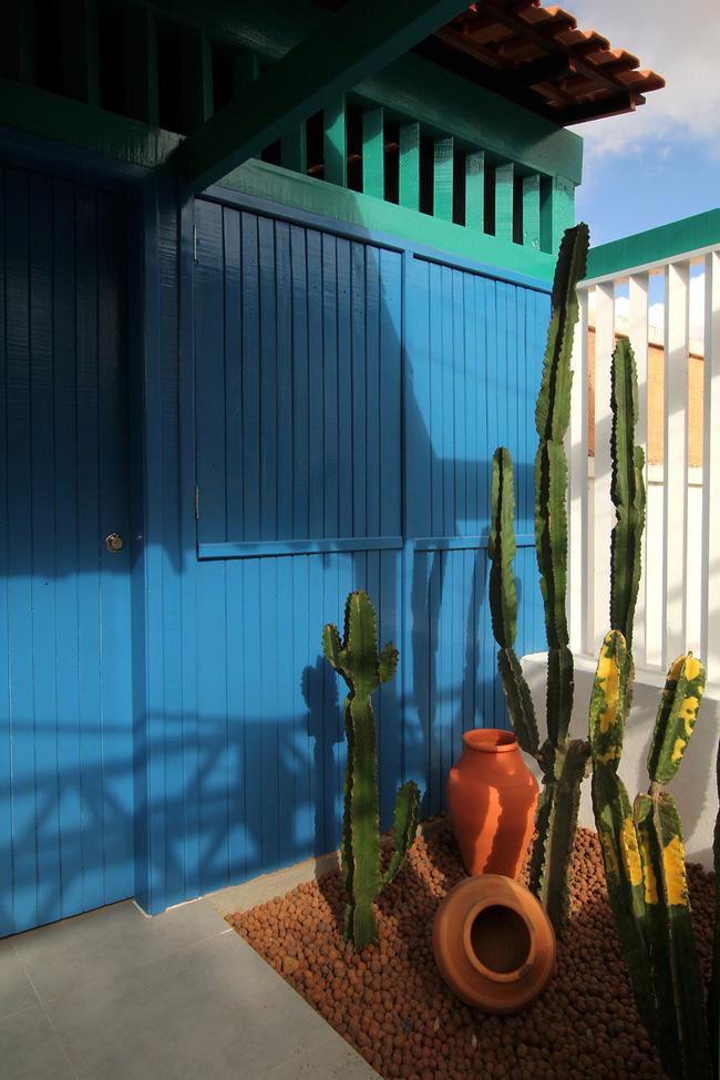 Ngôi nhà cấp 4 cực đẹp, cực tình và cực dễ ứng dụng ở mọi miền Việt Nam - Ảnh 6.