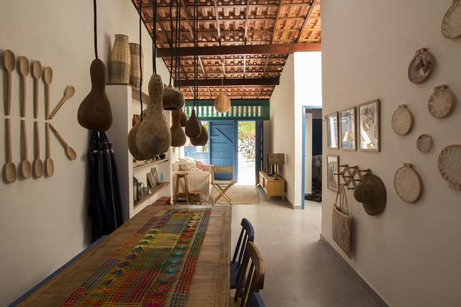 Ngôi nhà cấp 4 cực đẹp, cực tình và cực dễ ứng dụng ở mọi miền Việt Nam - Ảnh 8.