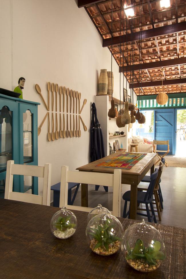 Ngôi nhà cấp 4 cực đẹp, cực tình và cực dễ ứng dụng ở mọi miền Việt Nam - Ảnh 9.