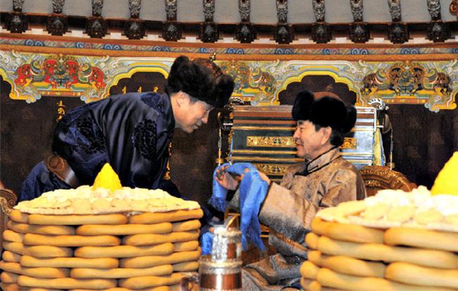 Những món ăn cầu may vào dịp Tết Nguyên đán của người Châu Á - Ảnh 7.