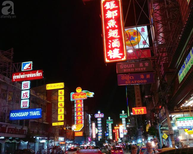 Khu phố Chinatown - thiên đường ẩm thực hấp dẫn nhất nhì Bangkok - Ảnh 1.