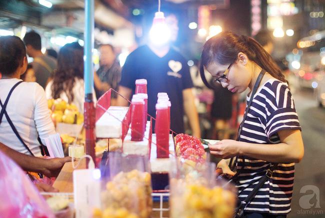 Khu phố Chinatown - thiên đường ẩm thực hấp dẫn nhất nhì Bangkok - Ảnh 3.