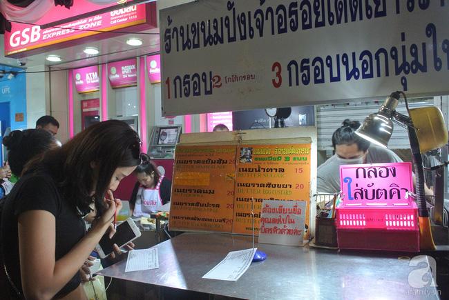 Khu phố Chinatown - thiên đường ẩm thực hấp dẫn nhất nhì Bangkok - Ảnh 6.