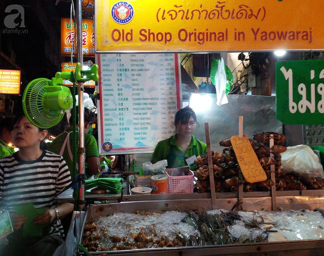 Khu phố Chinatown - thiên đường ẩm thực hấp dẫn nhất nhì Bangkok - Ảnh 2.