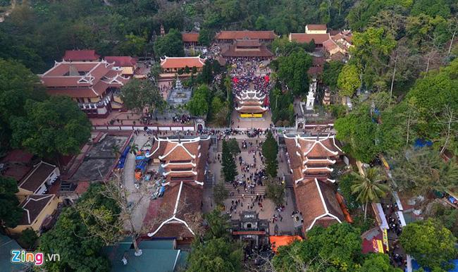 4 ngôi chùa tuyệt đẹp lại rất gần Hà Nội để du xuân
