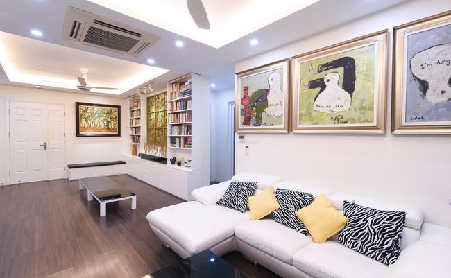 Thăm căn hộ chỉ một mặt thoáng nhưng phòng nào cũng có ánh sáng mặt trời ở Hà Đông - Ảnh 7.