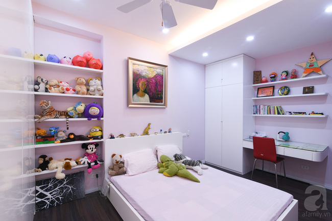 Thăm căn hộ chỉ một mặt thoáng nhưng phòng nào cũng có ánh sáng mặt trời ở Hà Đông - Ảnh 14.