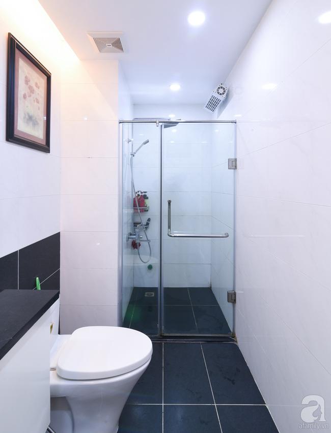 Thăm căn hộ chỉ một mặt thoáng nhưng phòng nào cũng có ánh sáng mặt trời ở Hà Đông - Ảnh 20.