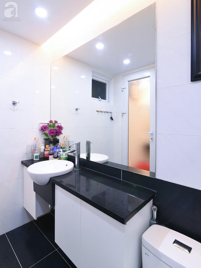 Thăm căn hộ chỉ một mặt thoáng nhưng phòng nào cũng có ánh sáng mặt trời ở Hà Đông - Ảnh 19.