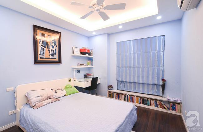 Thăm căn hộ chỉ một mặt thoáng nhưng phòng nào cũng có ánh sáng mặt trời ở Hà Đông - Ảnh 11.
