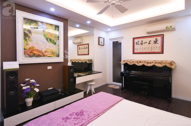 Thăm căn hộ chỉ một mặt thoáng nhưng phòng nào cũng có ánh sáng mặt trời ở Hà Đông - Ảnh 8.