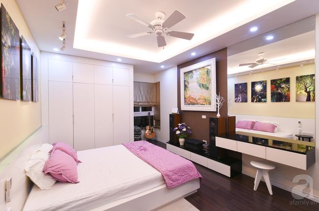 Thăm căn hộ chỉ một mặt thoáng nhưng phòng nào cũng có ánh sáng mặt trời ở Hà Đông - Ảnh 9.