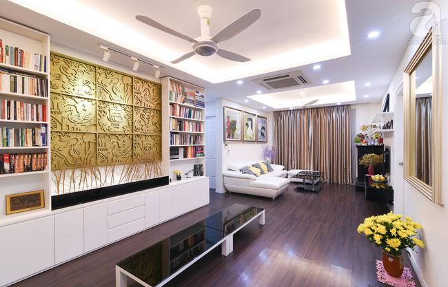 Thăm căn hộ chỉ một mặt thoáng nhưng phòng nào cũng có ánh sáng mặt trời ở Hà Đông - Ảnh 1.