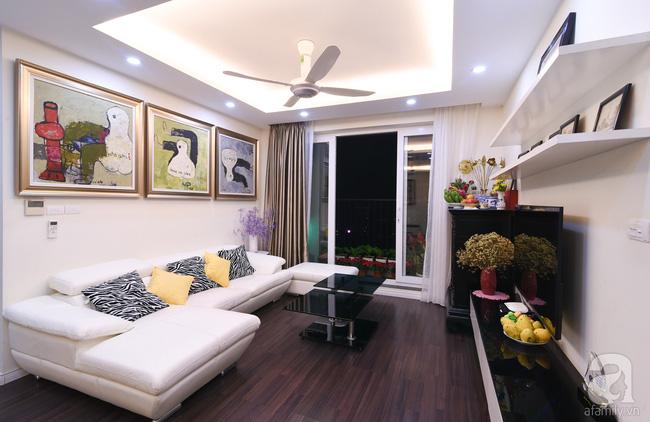Thăm căn hộ chỉ một mặt thoáng nhưng phòng nào cũng có ánh sáng mặt trời ở Hà Đông - Ảnh 2.