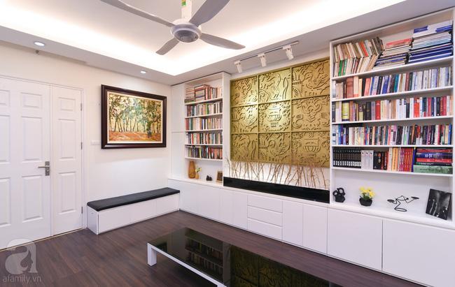 Thăm căn hộ chỉ một mặt thoáng nhưng phòng nào cũng có ánh sáng mặt trời ở Hà Đông - Ảnh 3.