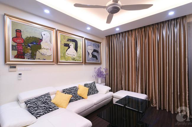 Thăm căn hộ chỉ một mặt thoáng nhưng phòng nào cũng có ánh sáng mặt trời ở Hà Đông - Ảnh 4.