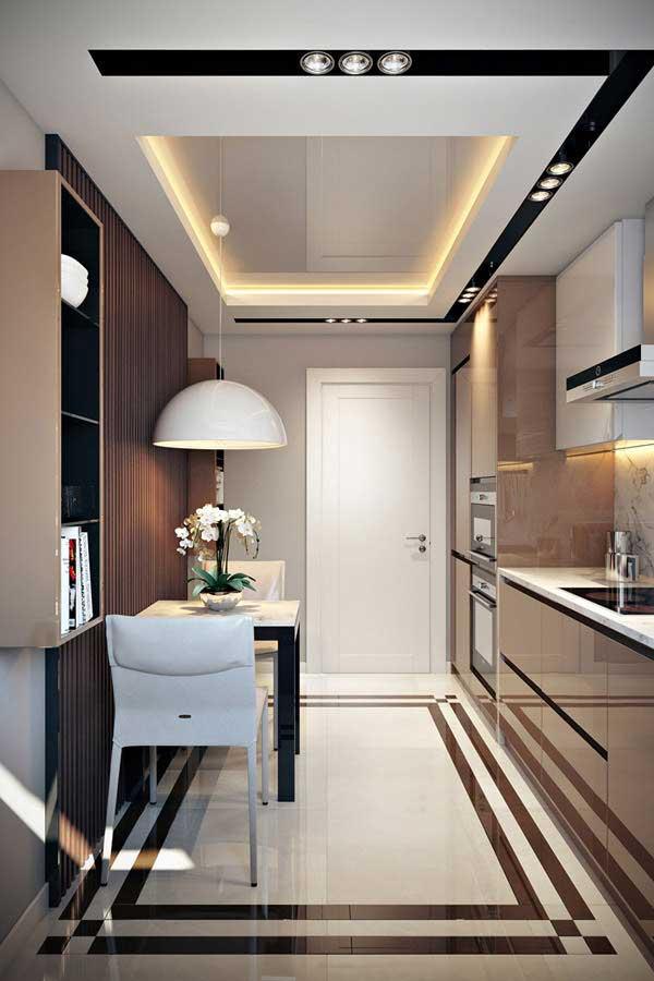 8 căn bếp đẹp xuất sắc dù chỉ vỏn vẻn 8m² - Ảnh 2.