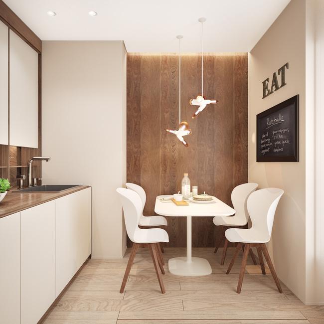 8 căn bếp đẹp xuất sắc dù chỉ vỏn vẻn 8m² - Ảnh 4.
