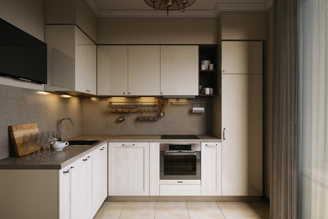8 căn bếp đẹp xuất sắc dù chỉ vỏn vẻn 8m² - Ảnh 6.