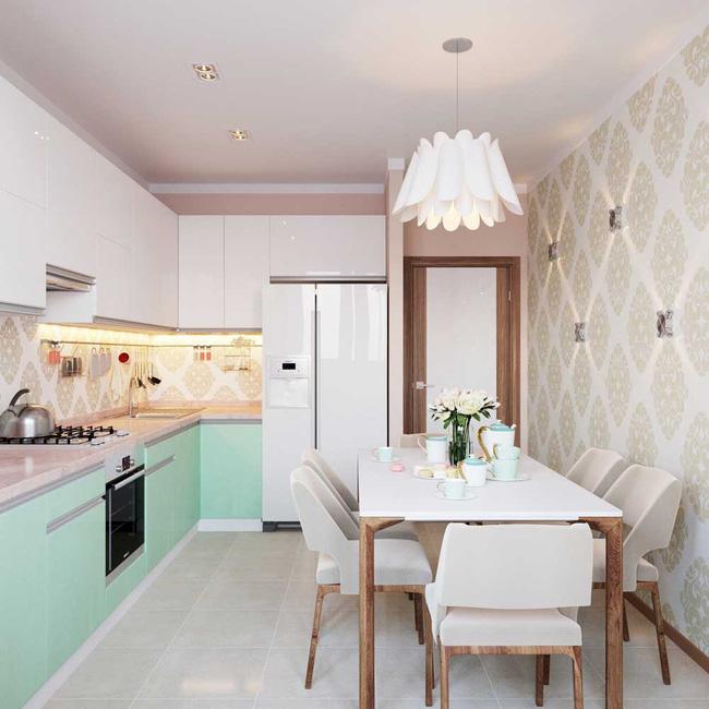 8 căn bếp đẹp xuất sắc dù chỉ vỏn vẻn 8m² - Ảnh 16.