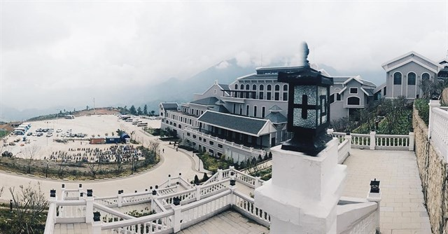 Thành phố trên mây cách Hà Nội một đêm tàu - điểm đến đang khiến giới mê xê dịch phát sốt - Ảnh 3.