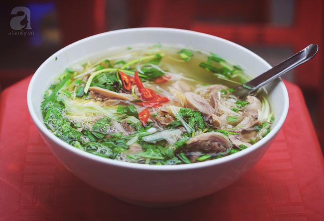 9 quán bún giá mềm cho bữa sáng ngon tuyệt ở Hà Nội - Ảnh 9.