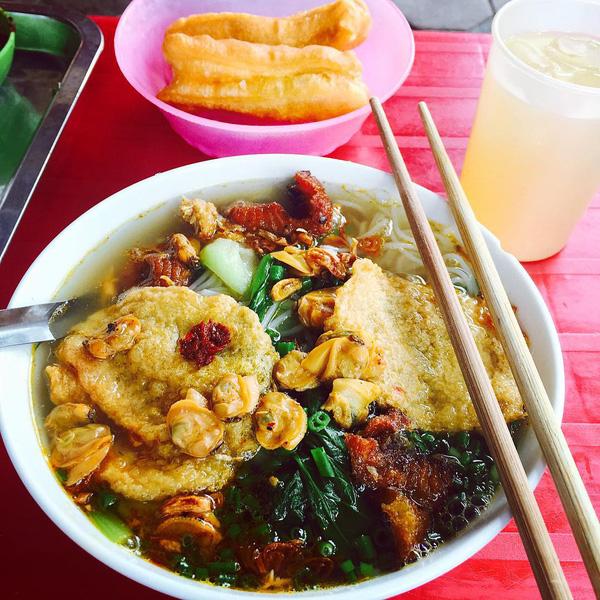 9 quán bún giá mềm cho bữa sáng ngon tuyệt ở Hà Nội - Ảnh 29.
