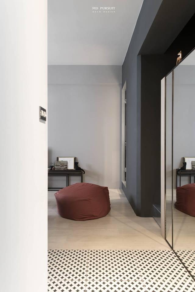 Cứ bố trí thông minh như căn hộ 30m² này thì sống tiện nghi trong nhà chật là hoàn toàn có thể - Ảnh 6.