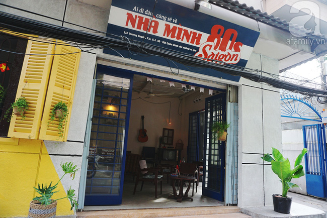 5 quán cà phê  ẩn mình trong hẻm vừa chất, vừa đẹp bất ngờ ở Sài Gòn - Ảnh 8.