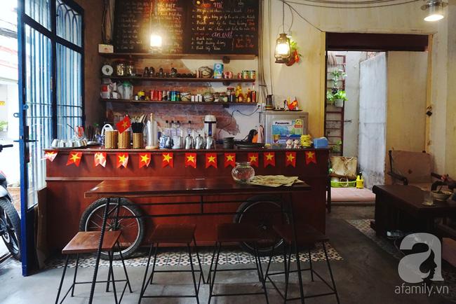 5 quán cà phê  ẩn mình trong hẻm vừa chất, vừa đẹp bất ngờ ở Sài Gòn - Ảnh 10.