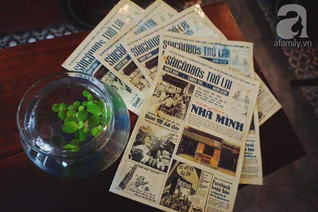 5 quán cà phê  ẩn mình trong hẻm vừa chất, vừa đẹp bất ngờ ở Sài Gòn - Ảnh 13.