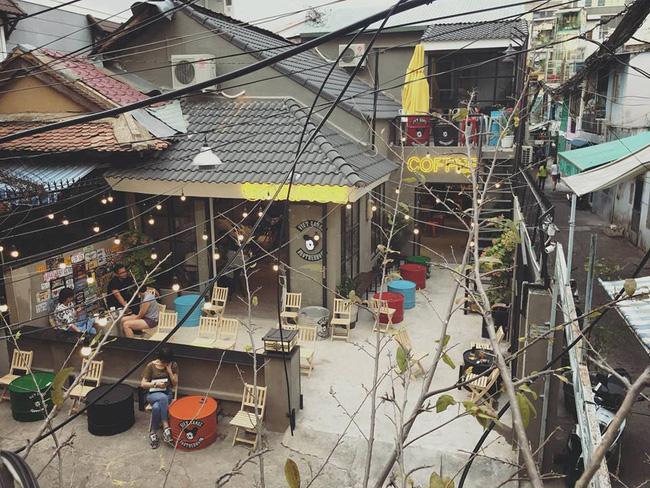5 quán cà phê  ẩn mình trong hẻm vừa chất, vừa đẹp bất ngờ ở Sài Gòn - Ảnh 26.