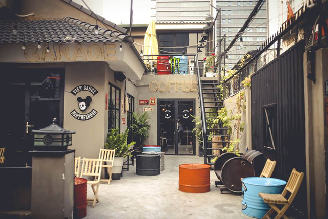 5 quán cà phê  ẩn mình trong hẻm vừa chất, vừa đẹp bất ngờ ở Sài Gòn - Ảnh 27.